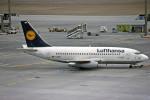 Gambardierさんが、フランクフルト国際空港で撮影したルフトハンザドイツ航空 737-230/Advの航空フォト(写真)