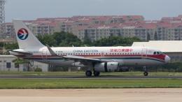 coolinsjpさんが、廈門高崎国際空港で撮影した中国東方航空 A319-133の航空フォト(飛行機 写真・画像)