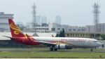 coolinsjpさんが、廈門高崎国際空港で撮影した海南航空 737-84Pの航空フォト(写真)