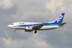Koenig117さんが、那覇空港で撮影したANAウイングス 737-5L9の航空フォト(写真)