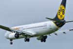 パンダさんが、成田国際空港で撮影したMIATモンゴル航空 737-8SHの航空フォト(写真)