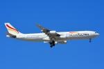 RUSSIANSKIさんが、マドリード・バラハス国際空港で撮影したプルス・ウルトラ A340-313Xの航空フォト(写真)