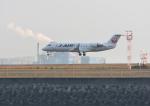 サボリーマンさんが、松山空港で撮影したジェイ・エア CL-600-2B19 Regional Jet CRJ-200ERの航空フォト(飛行機 写真・画像)
