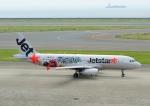 じーく。さんが、中部国際空港で撮影したジェットスター・ジャパン A320-232の航空フォト(飛行機 写真・画像)