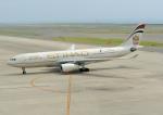 じーく。さんが、中部国際空港で撮影したエティハド航空 A330-243の航空フォト(飛行機 写真・画像)