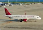 じーく。さんが、中部国際空港で撮影した吉祥航空 A320-214の航空フォト(飛行機 写真・画像)