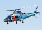 voyagerさんが、東京ヘリポートで撮影した警視庁 A109E Powerの航空フォト(飛行機 写真・画像)