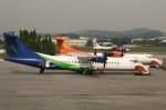 masa707さんが、スルタン・アブドゥル・アジズ・シャー空港で撮影したMASウイングス ATR-72-600の航空フォト(写真)