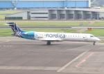 voyagerさんが、アムステルダム・スキポール国際空港で撮影したノルディカ CL-600-2C10 Regional Jet CRJ-701ERの航空フォト(写真)