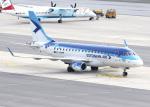voyagerさんが、ウィーン国際空港で撮影したエストニアン・エア ERJ-170-100 (ERJ-170STD)の航空フォト(飛行機 写真・画像)