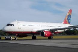 Echo-Kiloさんが、アジスチプト国際空港で撮影したマンダラ・エアラインズ A320-232の航空フォト(飛行機 写真・画像)