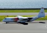 じーく。さんが、中部国際空港で撮影したリンデン・エアカーゴ L-100-30 Herculesの航空フォト(写真)