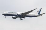masa707さんが、スワンナプーム国際空港で撮影したオレンエア 777-2Q8/ERの航空フォト(写真)