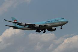 クルーズさんが、成田国際空港で撮影した大韓航空 747-4B5F/SCDの航空フォト(飛行機 写真・画像)