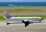 じーく。さんが、中部国際空港で撮影したチャイナエアライン 737-809の航空フォト(飛行機 写真・画像)