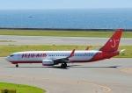 じーく。さんが、中部国際空港で撮影したチェジュ航空 737-8Q8の航空フォト(飛行機 写真・画像)