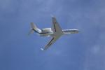 ANA744Foreverさんが、羽田空港で撮影した海上保安庁 G-V Gulfstream Vの航空フォト(写真)