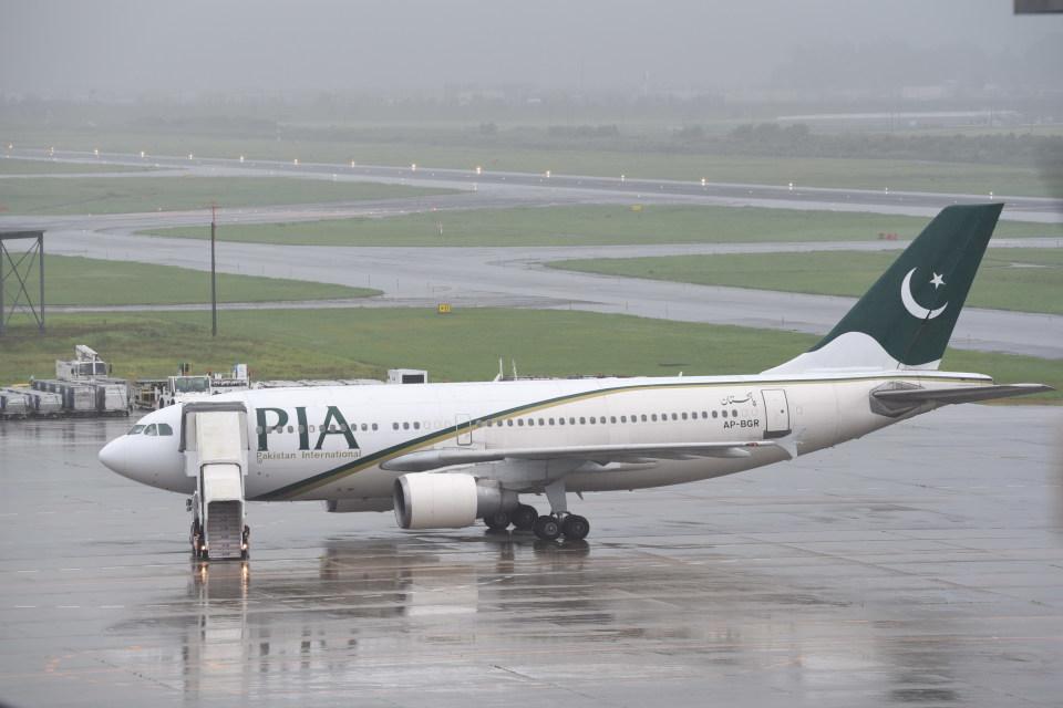 kumagorouさんのパキスタン国際航空 Airbus A310-300 (AP-BGR) 航空フォト