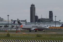 クルーズさんが、成田国際空港で撮影したジェットスター A320-232の航空フォト(飛行機 写真・画像)