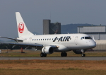 サボリーマンさんが、松山空港で撮影したジェイ・エア ERJ-170-100 (ERJ-170STD)の航空フォト(写真)