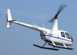 voyagerさんが、東京ヘリポートで撮影したディーエイチシー R44 Raven IIの航空フォト(飛行機 写真・画像)