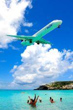 まいけるさんが、プリンセス・ジュリアナ国際空港で撮影したインセルエア・アルバ MD-83 (DC-9-83)の航空フォト(写真)