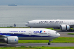 PASSENGERさんが、羽田空港で撮影した全日空 777-381/ERの航空フォト(飛行機 写真・画像)