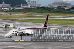 T.Sazenさんが、名古屋飛行場で撮影した三菱航空機 MRJ90STDの航空フォト(飛行機 写真・画像)