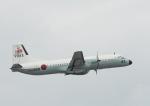 虎太郎19さんが、那覇空港で撮影した海上自衛隊 YS-11A-404M-Aの航空フォト(飛行機 写真・画像)