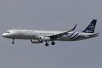 やまちゃんさんが、上海浦東国際空港で撮影した中国東方航空 A321-231の航空フォト(飛行機 写真・画像)