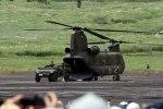 こだま467号さんが、東富士演習場で撮影した陸上自衛隊 CH-47Jの航空フォト(写真)