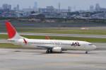 kumagorouさんが、伊丹空港で撮影したJALエクスプレス 737-846の航空フォト(飛行機 写真・画像)