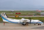 サボリーマンさんが、米子空港で撮影した海上保安庁 DHC-8-315Q MPAの航空フォト(飛行機 写真・画像)