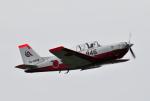 チャーリーマイクさんが、静浜飛行場で撮影した航空自衛隊 T-7の航空フォト(写真)