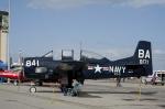eagletさんが、チノ空港で撮影したprivate T-28B Trojanの航空フォト(写真)