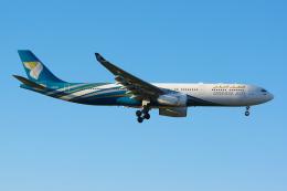 航空フォト:A4O-DB オマーン航空 A330-300