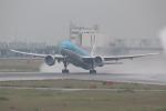 Koenig117さんが、関西国際空港で撮影したKLMオランダ航空 777-206/ERの航空フォト(写真)
