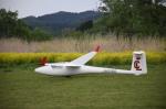 フォークリフト操縦士さんが、角田滑空場で撮影した日本個人所有 205 Club Libelleの航空フォト(写真)