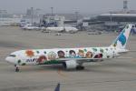 神宮寺ももさんが、中部国際空港で撮影した全日空 767-381の航空フォト(写真)