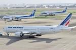 ハピネスさんが、羽田空港で撮影したエールフランス航空 777-228/ERの航空フォト(飛行機 写真・画像)