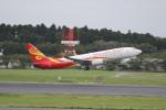 airdrugさんが、成田国際空港で撮影した海南航空 737-84Pの航空フォト(写真)