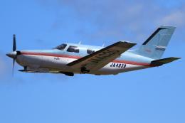 航空フォト:JA4030 オートパンサー PA-46 Malibu