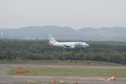 クルーズさんが、新千歳空港で撮影したサハリン航空 737-232/Advの航空フォト(飛行機 写真・画像)