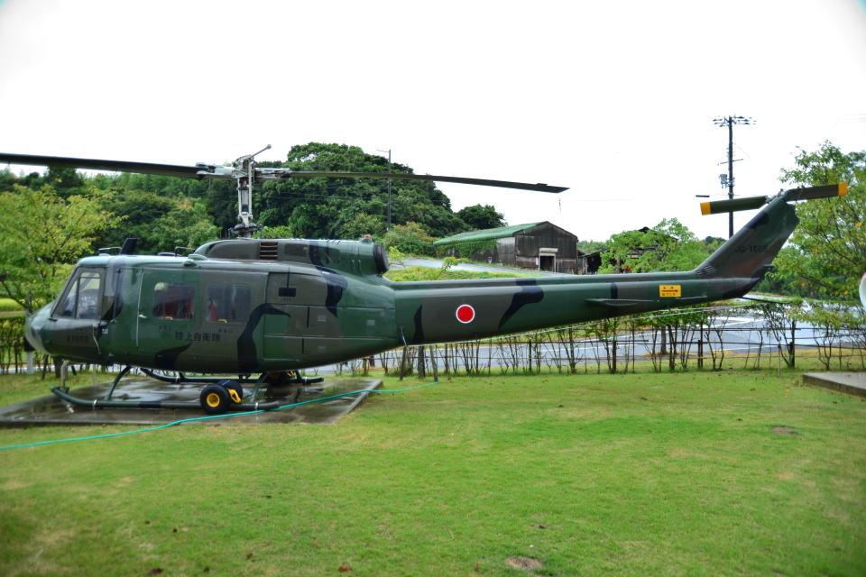 md11jbirdさんの陸上自衛隊 Fuji UH-1H (41669) 航空フォト