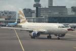 セブンさんが、アムステルダム・スキポール国際空港で撮影したブリティッシュ・エアウェイズ A319-131の航空フォト(飛行機 写真・画像)