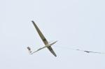 フォークリフト操縦士さんが、角田滑空場で撮影した日本個人所有 304CZ-17の航空フォト(写真)