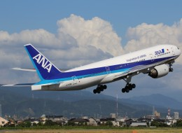 JA882Aさんが、松山空港で撮影した全日空 777-281/ERの航空フォト(写真)