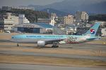 snow_shinさんが、福岡空港で撮影した大韓航空 777-2B5/ERの航空フォト(飛行機 写真・画像)