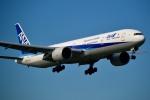 kamerajiijiさんが、成田国際空港で撮影した全日空 777-381/ERの航空フォト(写真)