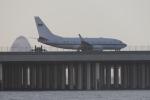 ファインディングさんが、羽田空港で撮影したサウジアラビア王室空軍 737-7DP BBJの航空フォト(写真)